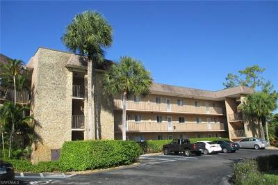 Collier County, Lee County Condo/Townhouse For Sale: 5635 Rattlesnake Hammock Rd #301D