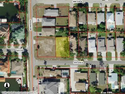 Naples Residential Lots & Land For Sale: 507 107 Ave E