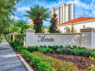 Condo/Townhouse For Sale: 7425 Pelican Bay Blvd. #1102