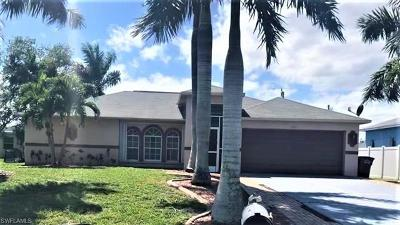 Cape Coral Single Family Home For Sale: 2206 SW 12th Pl