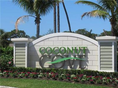 Fort Myers Single Family Home For Sale: 19906 Coconut Harbor Cir