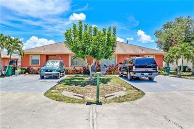 Golden Gate Estates Multi Family Home For Sale: 1624 41st St SW