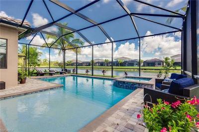 Naples Single Family Home For Sale: 4126 Aspen Chase Dr