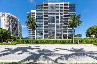 Naples Rental For Rent: 4031 Gulf Shore Blvd N #9C