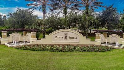 Fort Myers Condo/Townhouse For Sale: 10540 Amiata Way #101