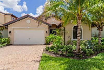 Naples Single Family Home For Sale: 14402 Tuscany Pointe Trl