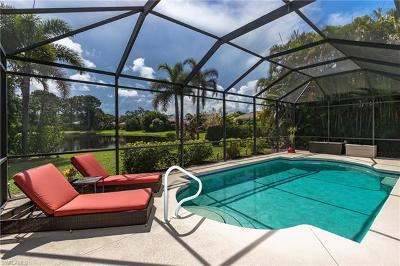 Estero Single Family Home For Sale: 23201 Shady Oak Ln