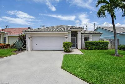 Golden Gate Estates Single Family Home For Sale: 1303 Naples Lake Dr