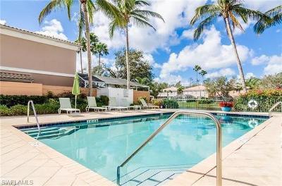Naples Condo/Townhouse For Sale: 5649 Cove Cir #54