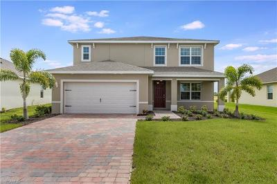 Cape Coral Single Family Home For Sale: 3427 Cancun Ct