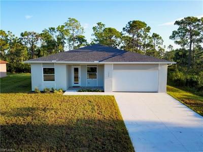 Fort Myers Single Family Home For Sale: 1239 Bermar St