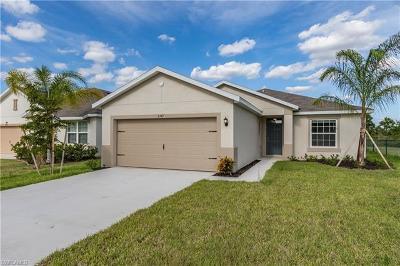 Lehigh Acres Single Family Home For Sale: 8247 Gopher Tortoise Trl