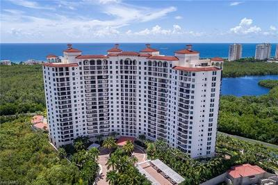 Naples Condo/Townhouse For Sale: 7575 Pelican Bay Blvd #305