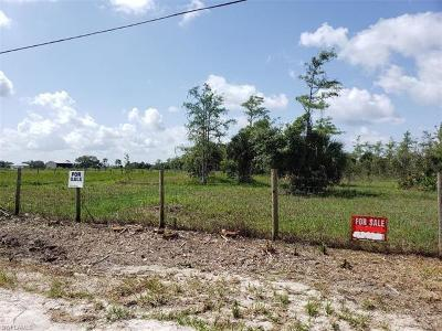Fort Myers Residential Lots & Land For Sale: 23500 Tinas Ln