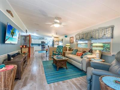 Goodland, Marco Island, Naples, Fort Myers, Lee Mobile/Manufactured For Sale: 40 Island Lake Ln