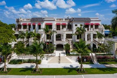 Olde Naples Condo/Townhouse For Sale: 745 12th Ave S #102