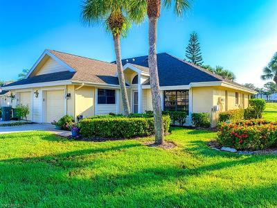 Naples Condo/Townhouse For Sale: 1375 Park Lake Dr