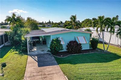 Goodland, Marco Island, Naples, Fort Myers, Lee Mobile/Manufactured For Sale: 105 Audubon Rd