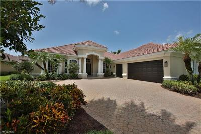 Naples Single Family Home For Sale: 2721 Olde Cypress Dr