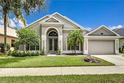 Naples Single Family Home For Sale: 232 Backwater Ct
