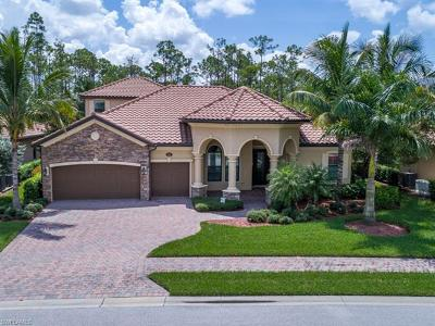 Naples Single Family Home For Sale: 9616 Firenze Cir