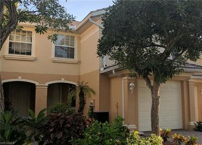 Estero Condo/Townhouse For Sale: 9812 Foxhall Way #5