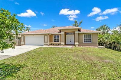 Naples Single Family Home For Sale: 2965 39th Ave NE