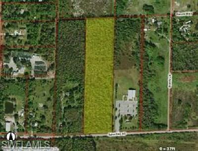 Collier County Residential Lots & Land For Sale: Sabal Palm Rd