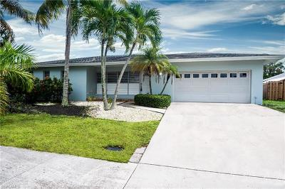 Marco Island Single Family Home For Sale: 1245 N Collier