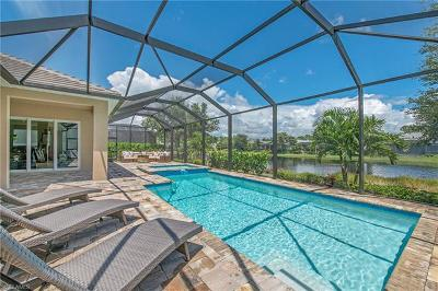 Estero Single Family Home For Sale: 21514 Oaks Of Estero Cir