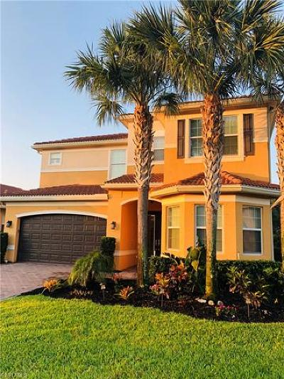 Naples Single Family Home For Sale: 6606 Marbella Dr