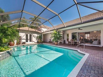 Estero Single Family Home For Sale: 22521 Glenview Ln
