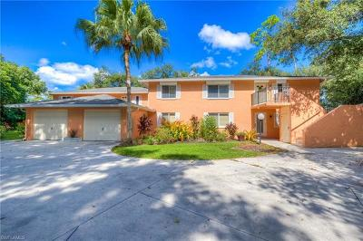Naples Condo/Townhouse For Sale: 199 Albi Rd #2