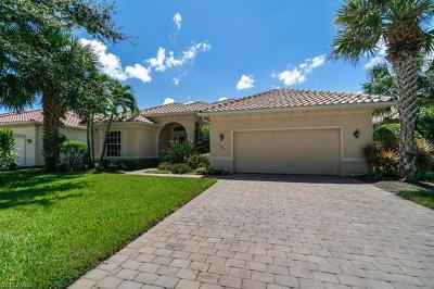 Lee County, Charlotte County, Collier County Single Family Home For Sale: 11926 Heather Woods Ct
