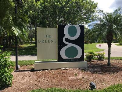 Estero Condo/Townhouse For Sale: 3100 Seasons Way #104