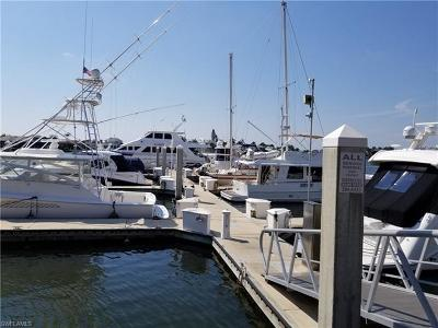 Marco Island Boat Slip For Sale: 760 N Collier Blvd