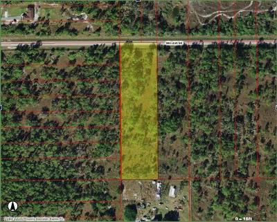 Naples Residential Lots & Land For Sale: 3220 68th Ave NE