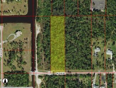 Naples Residential Lots & Land For Sale: 8th Ave NE