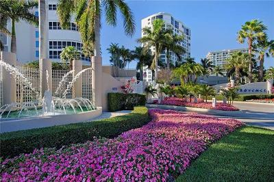 Naples FL Condo/Townhouse For Sale: $3,895,000