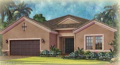 Naples Single Family Home For Sale: 3297 Belon Ln