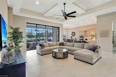 Fort Myers Single Family Home For Sale: 9501 Monteverdi Way
