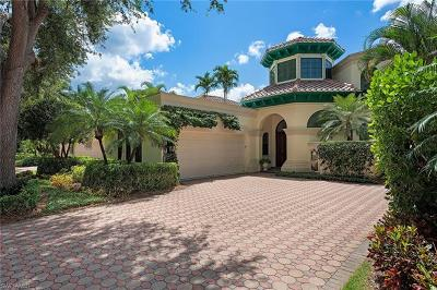 Naples Single Family Home For Sale: 7935 Vizcaya Way