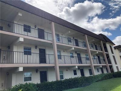 Naples FL Condo/Townhouse For Sale: $137,000