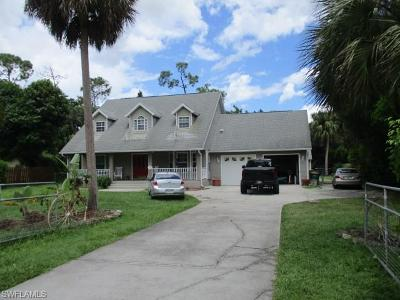 Naples Single Family Home For Sale: 4485 Kathy Ave