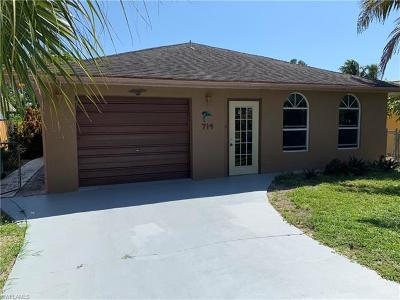 Naples FL Single Family Home For Sale: $329,999