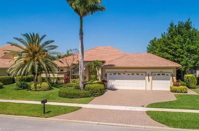 Naples Single Family Home For Sale: 7097 Peach Blossom Ct