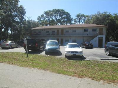 Fort Myers Condo/Townhouse For Sale: 2450 Katherine St