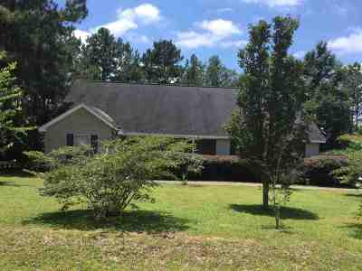 Midway Single Family Home For Sale: 340 Loblolly Circle