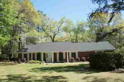 Crawfordville Single Family Home For Sale: 2419 Crawfordville Hwy