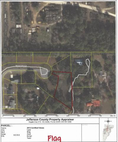 Monticello Residential Lots & Land For Sale: Xxx Kimberly Lane #FLAG